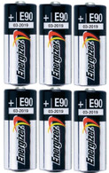 Energizer Photo Electronic Alkaline Batteries N E90 [6 pcs]
