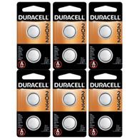 Duracell 2032 Medical Battery (6 X 2 Packs)