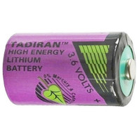 "Tadiran® TL5902 3.6V/ 1/2 ""AA"" Backup Lithium Battery"