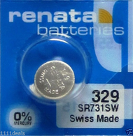 1 329 Renata Watch Battery SR731SW
