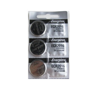 "Directed Electronics 600T 3 Volt Lithium ""Button"" Battery for Remote Controls and other uses CR 2016 (3-Pak)"