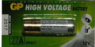 American Terminal AT-GP27A 12V Alkaline Batteries