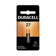 Duracell MN27BPK Watch / Electronic / Keyless Entry Battery, 12 Volt Alkaline