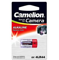 1 Camelion 4LR44 / 476A / PX28A / A544 / K28A / L1325 6V Battery Expires 2017