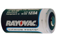 24 x CR123A Rayovac 3 Volt Photo Lithium Batteries