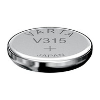 5x 315 Watch battery V315 SR67 SR716SW Blister Pack By Varta