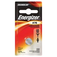 Energizer A76/lr44  Alkaline Zero Mercury 1.55V Watch/Electronic Battery