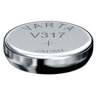 Varta Button Cell Type 317 1.55V Watch/Electronic Battery