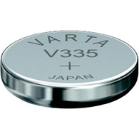 Varta Button Cell Type 335 1.55V Watch/Electronic Battery