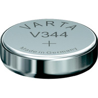 Varta Button Cell Type 344 1.55V Watch/Electronic Battery