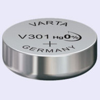 Varta Button Cell Type 301 1.55V Watch/Electronic Battery