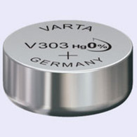 Varta Button Cell Type 303 1.55V Watch/Electronic Battery