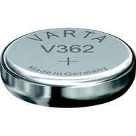 Varta Button Cell Type 362 1.55V Watch/Electronic Battery