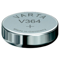 Varta Button Cell Type 364 1.55V Watch/Electronic Battery