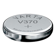 Varta Button Cell Type 370 1.55V Watch/Electronic Battery