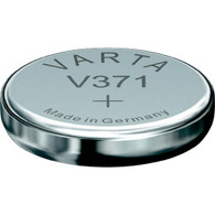 Varta Button Cell Type 371 1.55V Watch/Electronic Battery