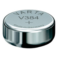Varta Button Cell Type 384 1.55V Watch/Electronic Battery