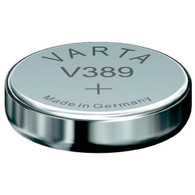 Varta Button Cell Type 389 1.55V Watch/Electronic Battery