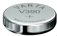 Varta Button Cell Type 390 1.55V Watch/Electronic Battery