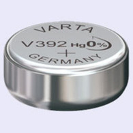Varta Button Cell Type 392 1.55V Watch/Electronic Battery