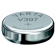 Varta Button Cell Type 397 1.55V Watch/Electronic Battery