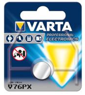 Varta V76PX Silver Oxide 1.5V Watch/Electronic Battery