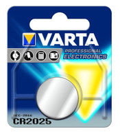 Varta CR2025 Lithium 3.V Watch/Electronic Battery