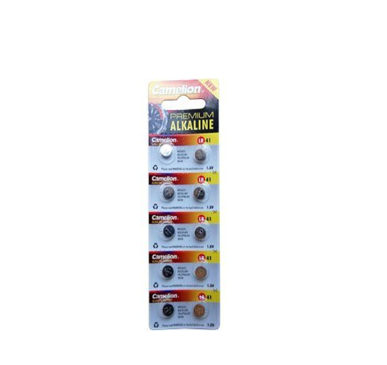 Camelion 384 392b Watch Battery Sr41 Gs3 G3 Lr41