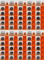 50 pcs CR2025 Bulk 3v Lithium Battery Compatible with CR2025 DL2025 ECR2025 LM2025 2025 KCR2025 BR2025 KL2025 L2025 E-CR2025 KECR2025 L12 5003LC