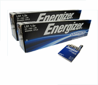 48-Pk. of Energizer Ultimate Lithium AA Batteries