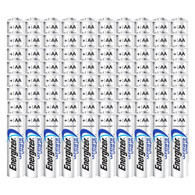 80 Energizer Ultimate Lithium AA  Batteries L91 (bulk)