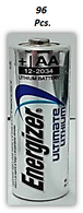 Energizer Ultimate Lithium AA Size Batteries - 96 Pack