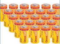 40 pack Omni Cell 1/2AA Size 14250 (3.6V & 1200 mAh) Lithium Battery