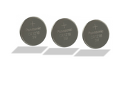 3 CR1216 -Coin type lithium batteries