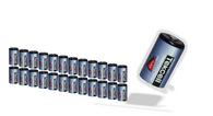 25 Tekcell SB AA02 3.6 Volt Lithium Battery 1/ 2AA New