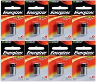 8 Pcs Energizer A544 4LR44 PX28A 476A GP476 K28L L1325 V28PX 6V Batteries