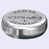 20 Varta Button Cell Type 379 1.55V Watch/Electronic Battery