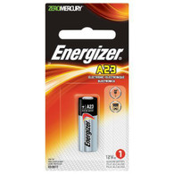 Energizer A23 Battery 12Volt 23AE 21/23 GP23 23A 23GA MN21 12v 1 Pack Sealed