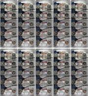 Maxel LR44 Coin Cell Button Battery (LR-44,SR44,G13A,L1154,D76A,V13GA,PX76A) 100 pack
