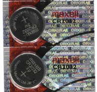 2 Pieces Maxell CR2032 2032 Lithium Coin Battery Japan Made
