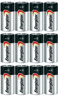 ENERGIZER E93 Max ALKALINE C BATTERY Made in USA Exp. 12-2025 or later - 12 Count