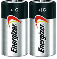 Energizer Max C size Batteries 2 Pack