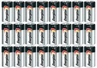 ENERGIZER E95 Max ALKALINE D BATTERY Made in USA Exp. 12-2026 or later - 24 Count