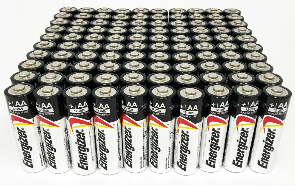 Energizer Aa Max Alkaline E91 Batteries Made In Usa
