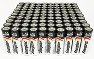 Energizer AA Max Alkaline E91 Batteries - 100 count
