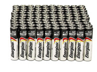 Energizer AAA Max Alkaline E92 Batteries Made in USA - Expiration 12/2026 or later - 100 count