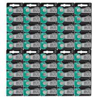 50 Sony 386/301 SR43SW SR43W LR43 AG12 L1142 SR43 Silver Oxide 1.55V Watch Battery *Replaced By Murata