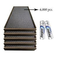 Energizer Ultimate Lithium AA Battery - L91 6,000 wholesale Batteries