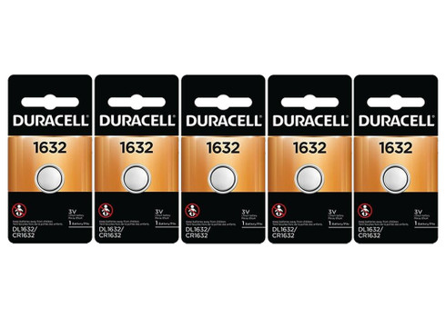 duracell specialty 2032 lithium coin battery pack of 4