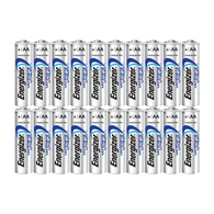 Energizer Ultimate Lithium AA Battery - L91 - 20-Pack